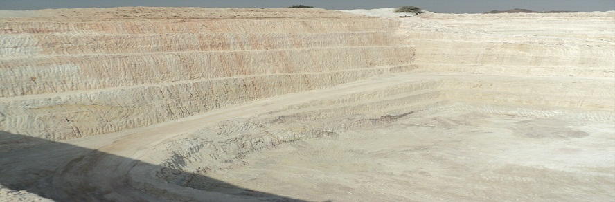 معدن کائولن میثاق